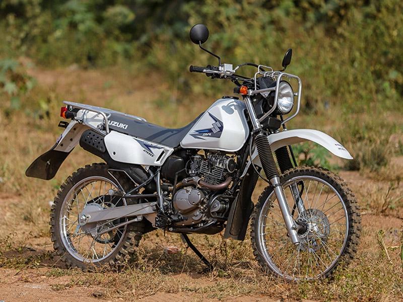 Suzuki 2R - DR200SE