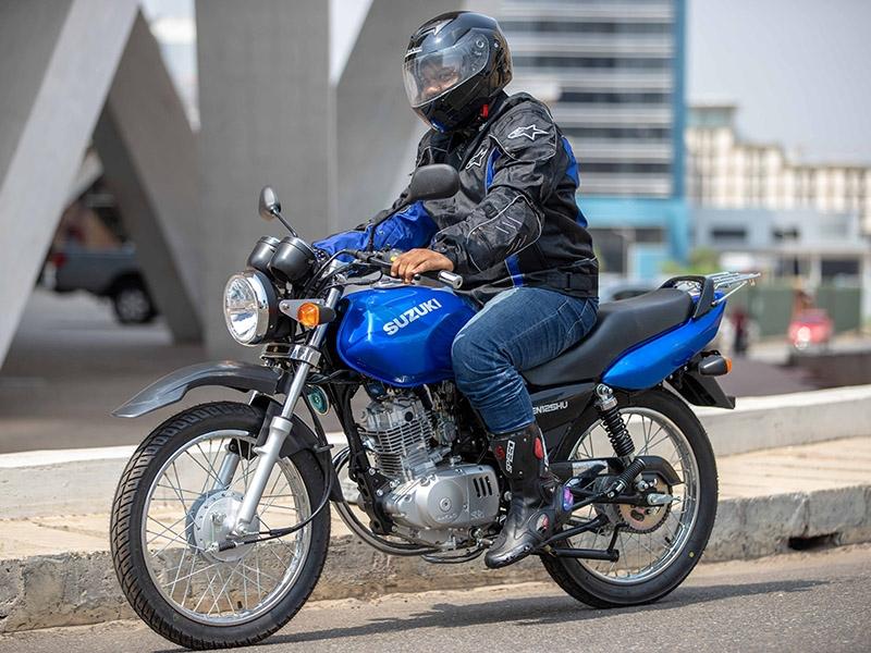 Suzuki 2R - EN125