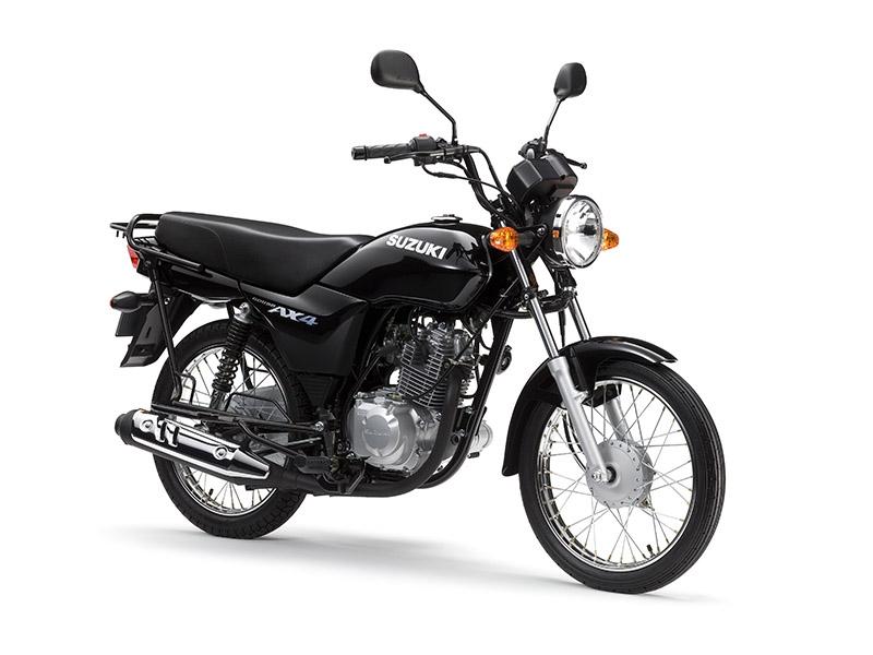 Suzuki 2R - AX4